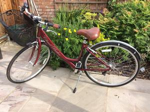 Claud Butler ladies bicycle