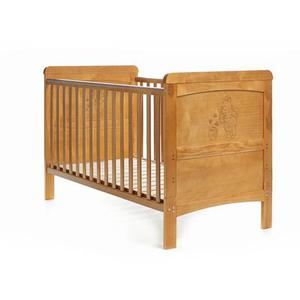 Cot bed winnie the pooh.