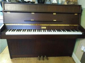 Cramer upright piano in mahogany, excellent condition. in