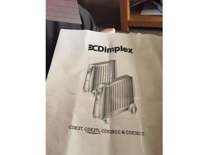 Dimplex CDE2TI in Huddersfield