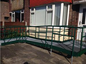 Disable ramp in Pudsey