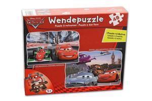 Disney Pixar Cars double-sided jigsaw 48 Pieces
