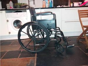For sale wheelchair £40 in Clacton On Sea