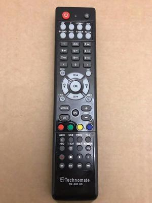 Genuine Technomate TM-800 HD Remote Control RCU - New TM800 TM 800