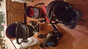 Graco Symbio Complete Baby Travel System £60