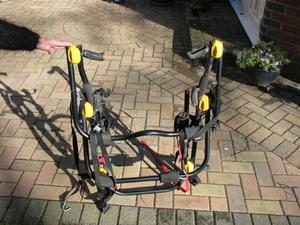 HALFORDS CAR BIKE CARRIER