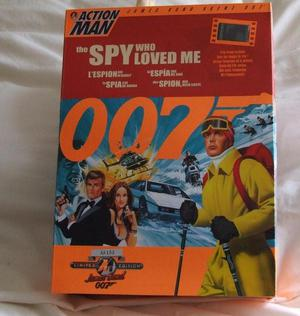 Hasbro Action Man James Bond: The Spy Who Loved me Doll