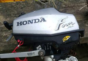 Honda 4 stoke