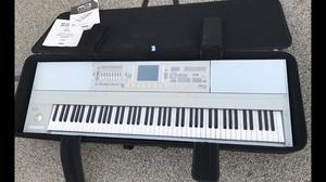 KORG M3 Workstation Keyboard with Flight Case