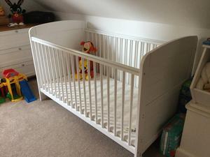 Kiddicare Cot/Bed