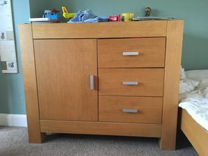 Kidsmill Nursery Furniture Set