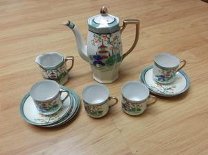 Klimax tea cups made in Japan ANTIQUE