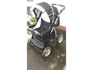 Little Feet Junior Pushchair WITH ACCESSORIES in Dudley