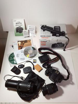 *MINT BUNDLE* Canon EOS Rebel T4i / EOS 650D 18.0 MP DSLR