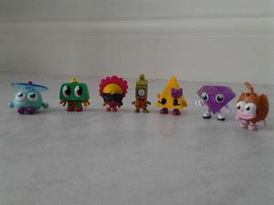 Moshi Monster Ultra Rare Collectable Figures