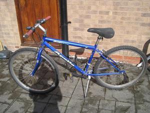 "Mountain bike 16"" frame"