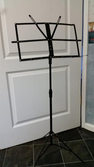 Music stands x 3