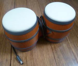 Nintendo Gamecube Donkey Kong Bongo Drums