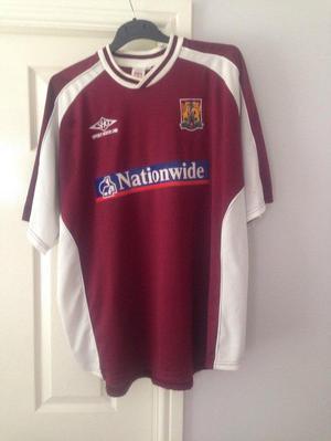 Northampton Football Shirt XXL Gramp