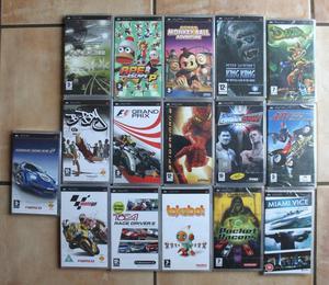 PSP Unopened games