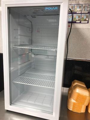 Polar drink fridge