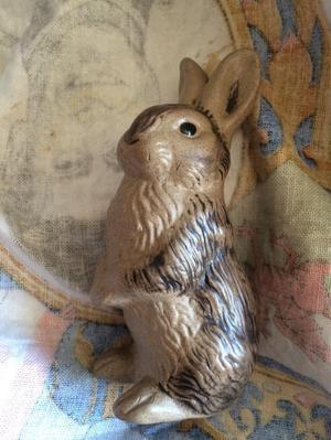 Poole Pottery Rabbit figurine