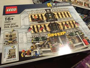 RARE Lego grand emporium set