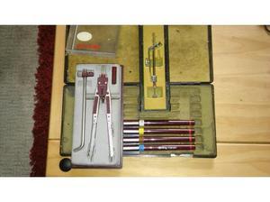 Rotring isograph pens & compasses in Hebden Bridge