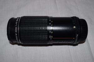 SMC Pentax -M Zoom mm-200mm lens