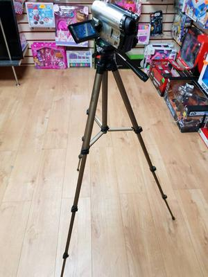 SONY CAMCORDER WITH TRIPOD
