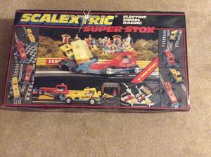Scalextric super Stox set
