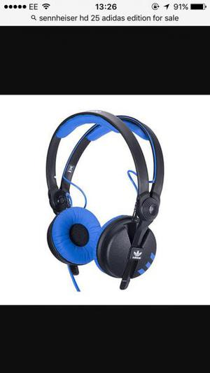 Sennheiser hd-25 1 II Adidas Originals Dj Headphones
