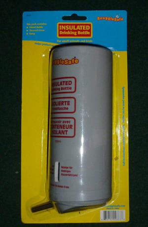 Snugglesafe Insulated Rabbit Water Bottle 500ml