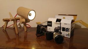 Sony Alpha NEX-5N 16.1MP Digital Camera - Black (Kit w/