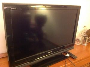 """Sony Bravia 32"""" LCD Flat Screen Television"""