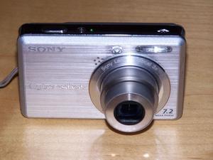 Sony Cyber-shot DSC-SMP Digital Camera - Silver