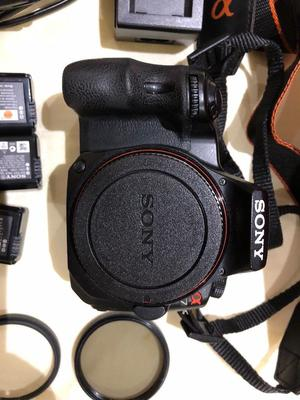 Sony a37 Digital SLR Camera set
