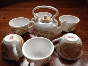 Spode Miniature teaset