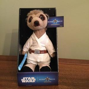 Star Wars Limited Edition Meerkat Toy (brand new and boxed)