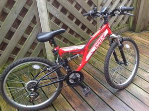 TRAX TFS24 Junior Mountain Bike