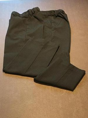 Trousers Boys Age 5 years 110cm Black from BHS