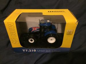 Universal Hobbies T Union Jack Edition Tractor