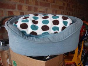 Used But Clean Cat Bed (good condition)