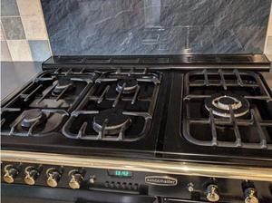 Used RangeMaster Cooker - Dual Fuel - 90 cms wide