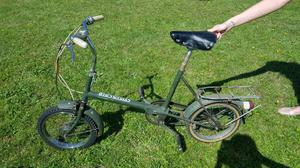 VINTAGE RALEIGH RSW16 BICYCLE