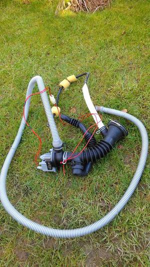 Washing Machine V Drain Pump