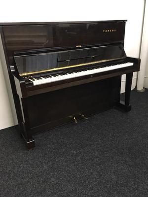 Yamaha U1 Walnut Gloss Upright Piano 3 yr warranty