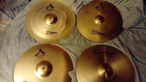 Ziljian A Custom Cymbals!
