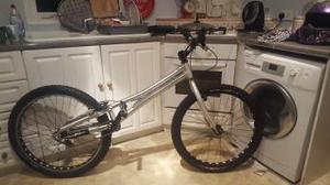 trials mountain bike