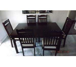 6-8 seat Dinning table and Coffee table